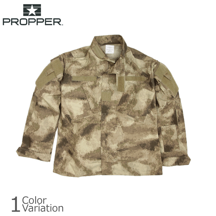 PROPPER タクティカル カモフラージュ ジャケット A-TACS 【PR-20】