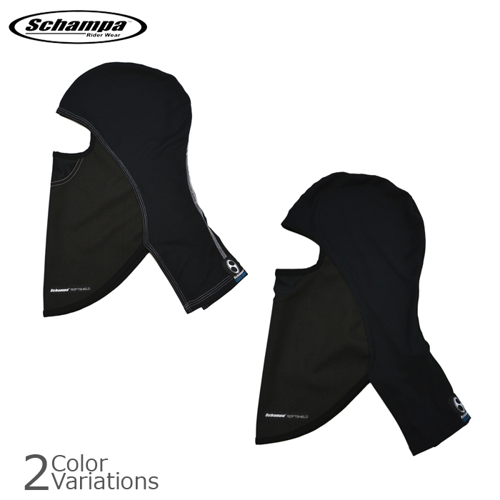 汗を乾燥させて快適な装着感のバラクラバ Schampa ファラオ デラックス 売店 バラクラバ ネコポス対応 02 いよいよ人気ブランド BLCLV015D-0