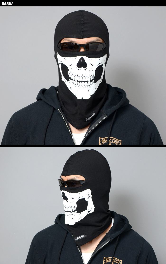 auc-swat: Schampa Skull Balaclava Traditional Lightweight ...