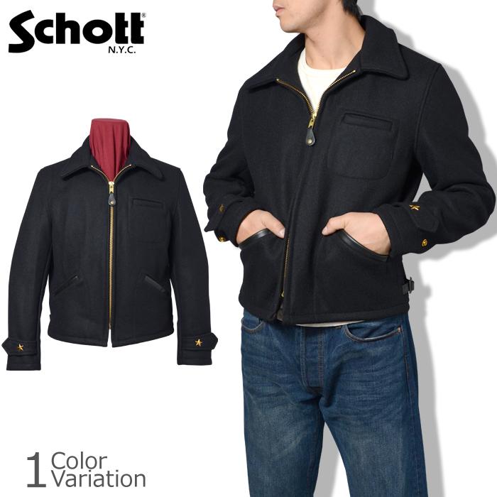 SCHOTT(ショット) 716 WOOL CPO JKT ウール シーピーオー ジャケット 7176