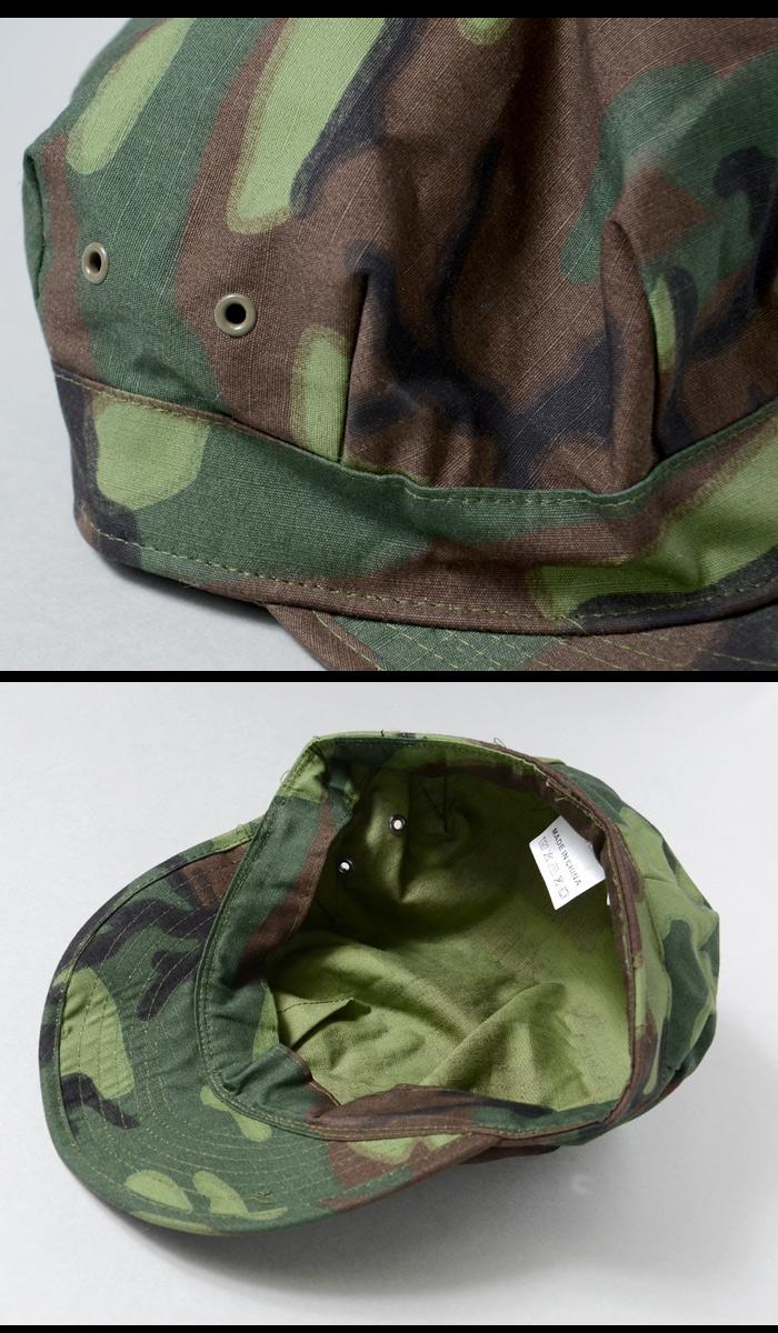 SESSLER ( seslar ) U  S  M  C  CAP leaf Camo A-1127