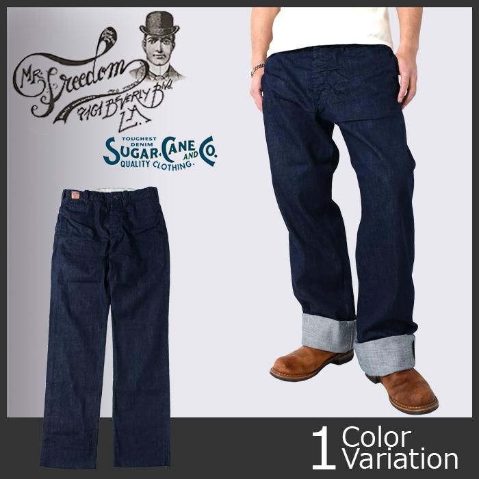 """SUGAR CANE & sugar cane Co.( ) """"MFSC"""" N... O S. 12 oz. CONE DENIM FRONTIER CHINOS MADE in U. S. A. #SC41101A"""
