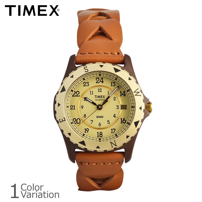 TIMEX(タイメックス) Safari 復刻版 サファリ 腕時計 ウォッチ 【正規取扱い 1年保証書付き】TW2P88300