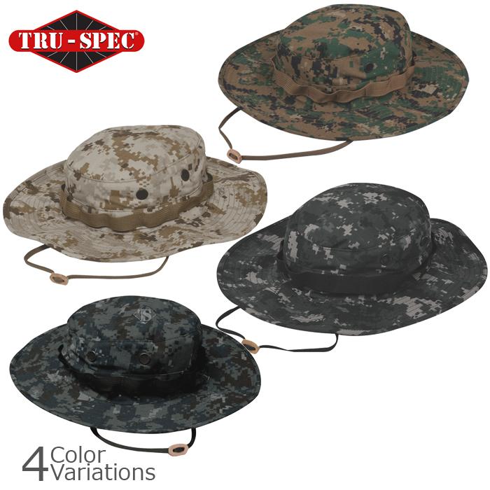 auc-swat  TRU-SPEC ( true spec ) Boonie Hat Boonie Hat midnight digital  MIDNIGHT DIGITAL (NAVY DIGITAL)  440328e1020