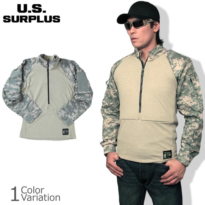 U.S SURPLUS(USサープラス) POTOMAC(ポトマック)Advanced Combat Shirt GEN2 アドバンスド コンバット シャツ