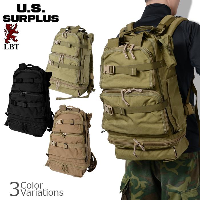 U.S SURPLUS(USサープラス) LondonBridgeTrading製 Multiple Casualty Med Backpack マルチプル カジュアリティ メディカル バックパック LBT-0996F