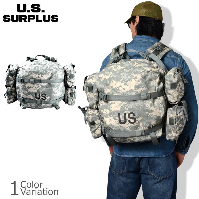 U.S SURPLUS(USサープラス) 米軍放出未使用品 SDS MOLLE2 MEDIC BAG メディックバック