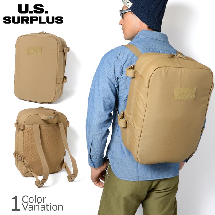 U.S SURPLUS(USサープラス) 米軍放出未使用品 海兵隊 MEDICAL SUSTAINMENT BAG メディカル バッグ