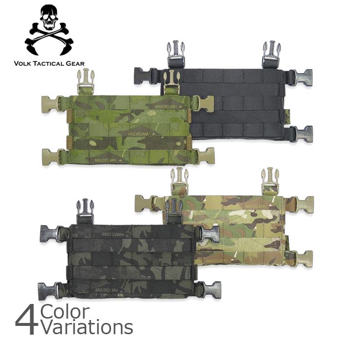 VOLK TACTICAL GEAR(ボルク タクティカル ギア) VOLK BLOCK SYSTEM VBS / CORE-MOLLE コア モール BS-25