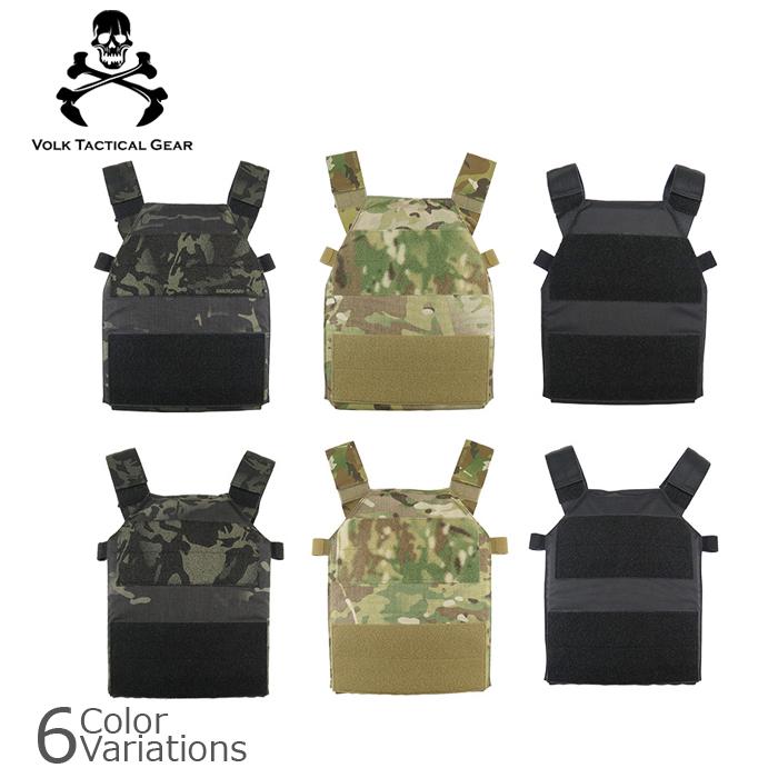 VOLK TACTICAL GEAR(ボルク タクティカル ギア) VOLK BLOCK SYSTEM VBS / PLATE CARRIER プレートキャリア 本体パーツ BS-29