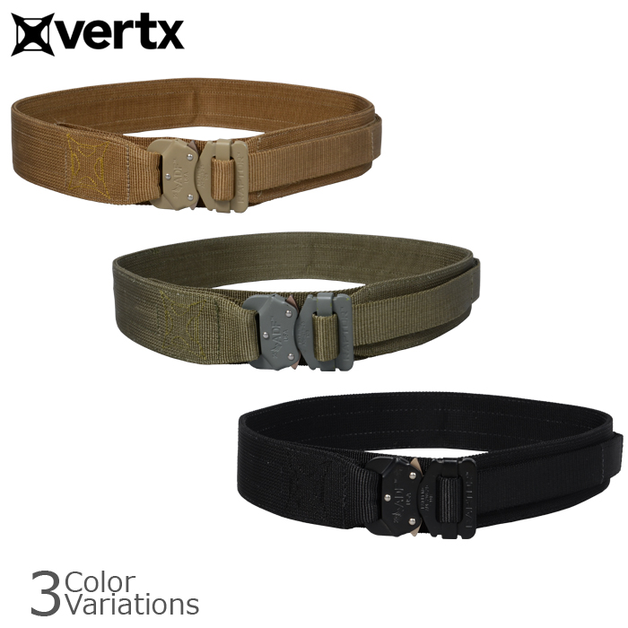 Vertx(酒吧纺绩品)SOLID RAPTOR BELT/soriddoraputaberuto VTX9500