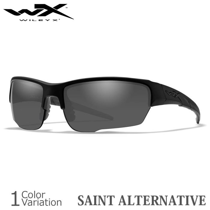 Wiley X(ワイリーエックス) WX SAINT ALTERNATIVE セイント オルタナティブ アジアンフィット WXJ-CHSAI01ALT