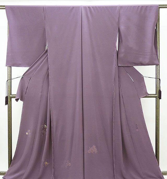 半額\50%OFF ラッピング無料 色留袖 新品仕立付き 正絹 宝飾螺鈿作家 フルオーダー 新品 甲斐泰造作 買収 誂え仕立て 未仕立