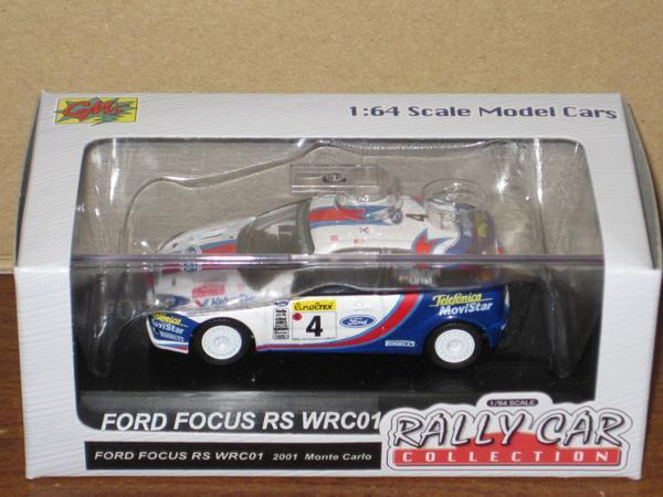 中古 大特価!! 毎週50点値下げ中 正直屋は安い ≧ ≦ ゝ他にもお得な商品多数御座います ラリーカーコレクション RS フォード WRC01 2001 フォーカス