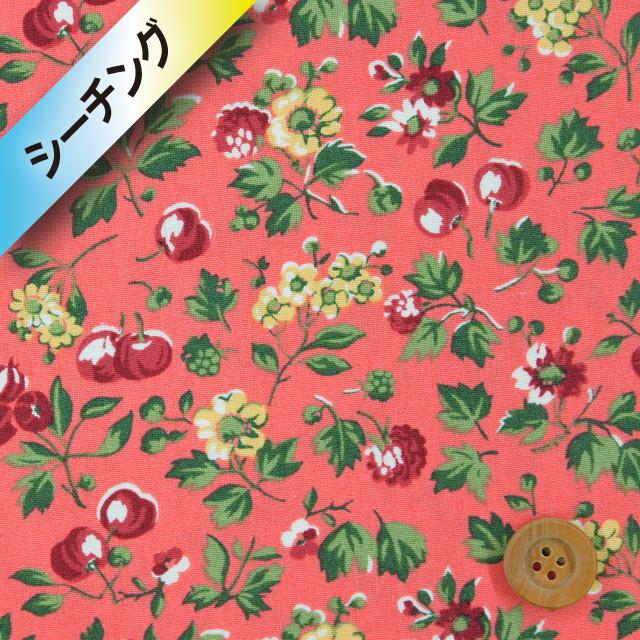 自由印刷(Wild Cherry深的粉紅)粗野的櫻桃