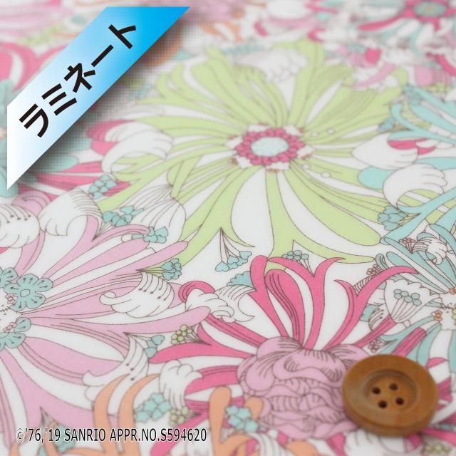 Hello Kitty×自由印刷(Candy Flowers糖果·花)燈粉紅&綠色