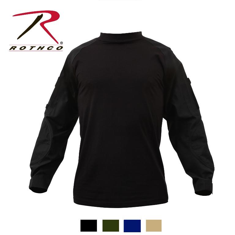 ロスコ コンバットシャツMilitary Combat Shirt90010