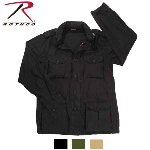 ROTHCO LIGHTWEIGHT VINTAGE M-65 FIELD JACKET (ロスコ ライトウェイトヴィンテージM-65ジャケット)8731/他(3色)