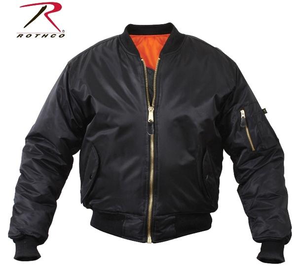ロスコMA-1フライトジャケットRothcoMA-1Flight Jacket7324他【ビッグサイズ6X-8XL】
