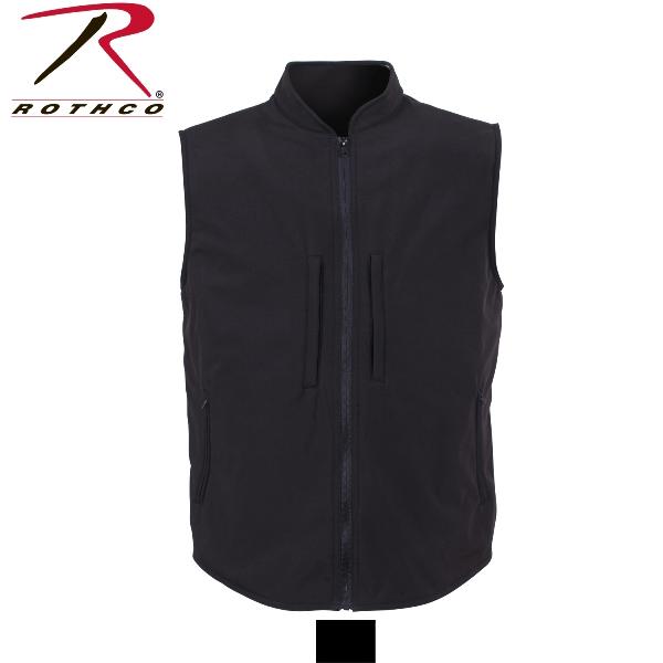 速配 ロスコ コンシールド キャリー ソフトシェル ベスト 宅配便送料無料 Rothco Vest セール Carry Concealed 86500 Soft Shell