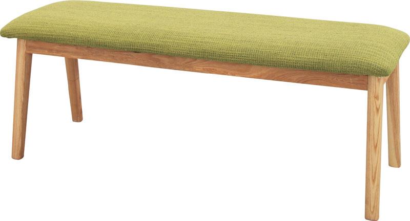 【送料無料】【即納可能】幅1M座面高さ37cm低め天然木アッシュ材ウッドベンチ椅子モダンタイプ木製ダイニングチェア天然杢食堂椅子スツール食卓チェアダイニング椅子カジュアル背もたれ無し2人掛け椅子2人掛けチェア北欧風カントリー色グリーンNAナチュラルカラー