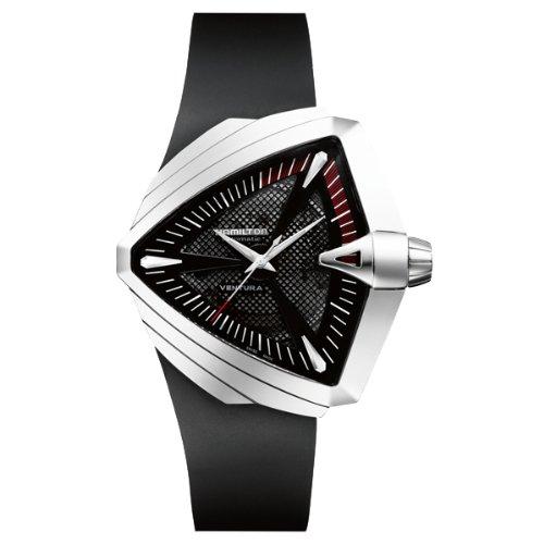 送料無料 HAMILTON ハミルトン ベンチュラ XXL 自動巻き腕時計Ref.H24655331 正規品 fs04gm メンズ 防水 アメリカンクラシック ブラック ビッグフェイス ギフト 誕生日 プレゼント バレンタイン