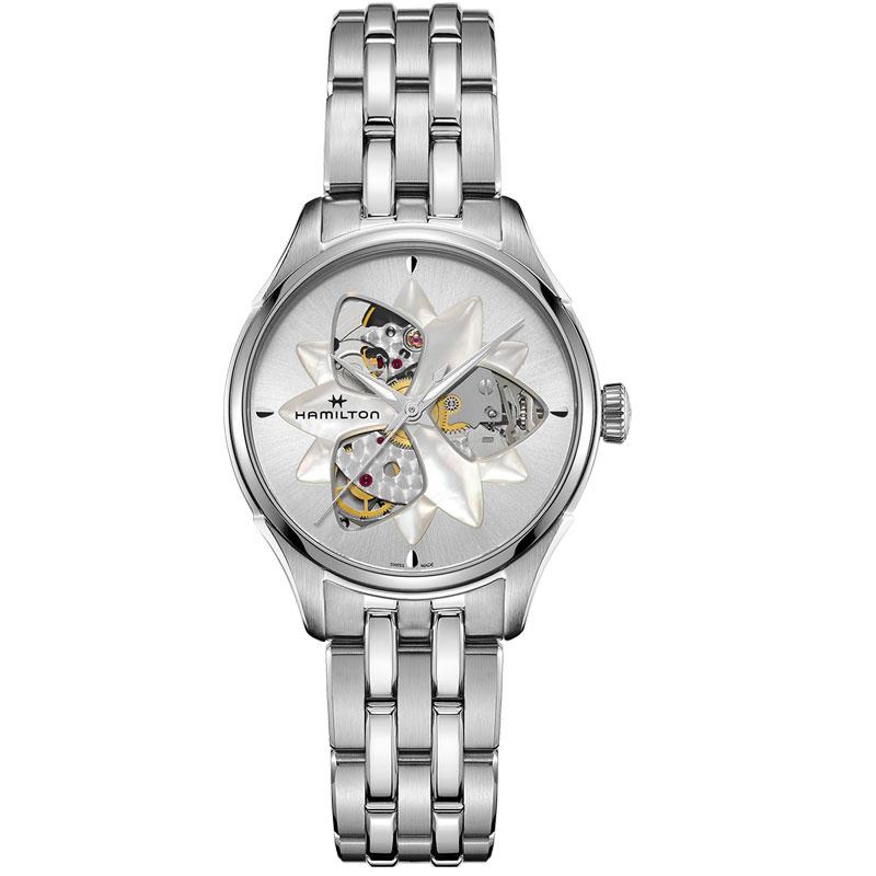 HAMILTON ハミルトン 腕時計 オープンハートオートマチックレディー H32115191 国内正規品 レディース 送料無料