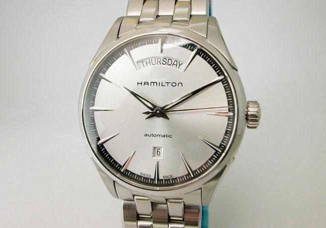 Hamilton Hamilton Watch Jazzmaster Day Jazzmaster Day Date Auto Automatic Self Winding H42565151 Japan Rolex Mens