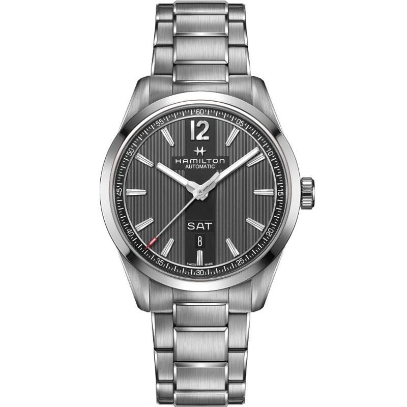 HAMILTON ハミルトン 腕時計 Broadway DayDate Auto ブロードウェイ デイデイトオート 自動巻き H43515135 国内正規品 メンズ