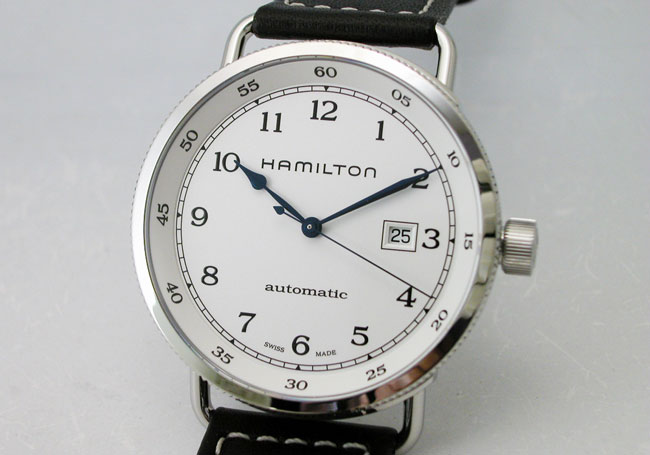 d1a2f7c306a TAIYODO Watch Jewelry  HAMILTON Hamilton watches Khaki Navy Pioneer ...