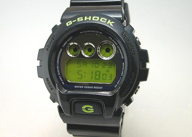 "G shock Casio ""Metallic Colors (metallic colors) DW-6900SB-2JF"