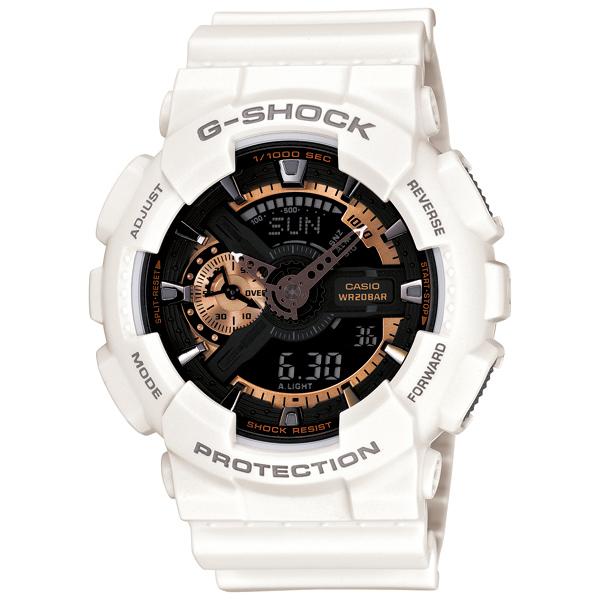 送料無料 CASIO G-SHOCK Gショック カシオ ジーショック 腕時計Rose Gold Seriesアナログデジタル GA-110RG-7AJFメンズ