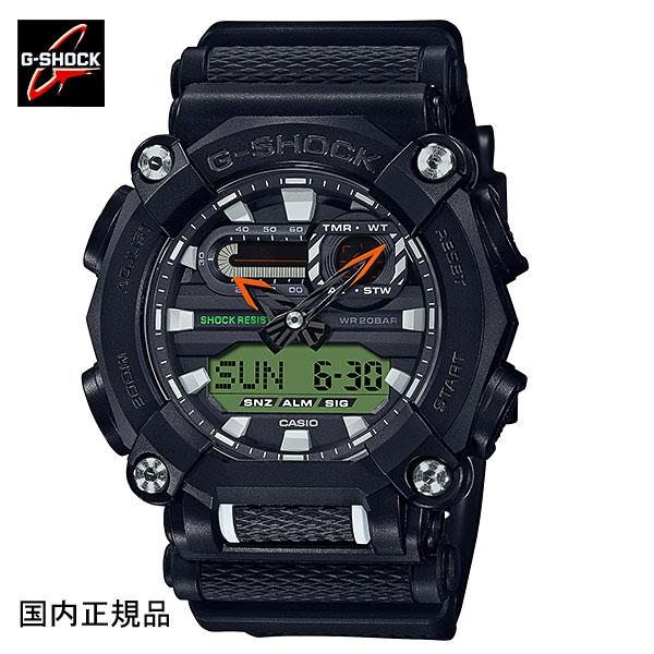 Gショック ジーショック 腕時計 メンズウォッチ スペアバンド付き 激安通販販売 直送商品 G-SHOCK GA-900E-1A3JR 限定 国内正規品 希少