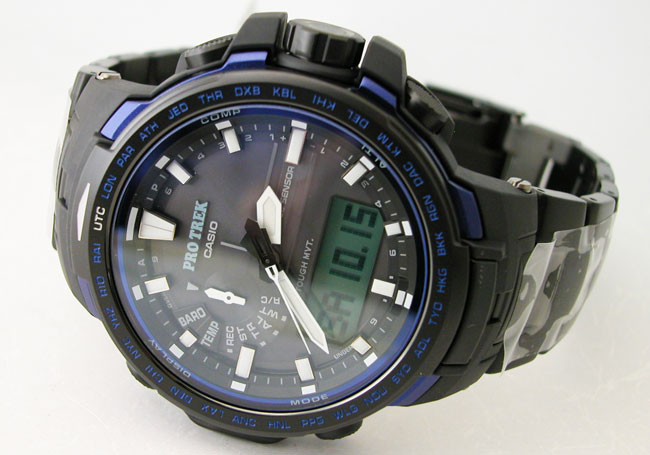 Taiyodo watch jewelry rakuten global market casio protrek proto lec watch smart access for Protos watches