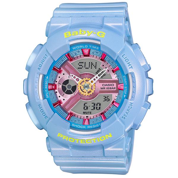 BABY-G ベビージー腕時計 BA-110CA-2AJF 国内正規品 レディース
