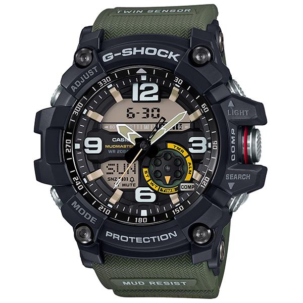 G-SHOCK ジーショック 腕時計 マスターオブGシリーズ「マッドマスター」 GG-1000-1A3JF 国内正規品 メンズ