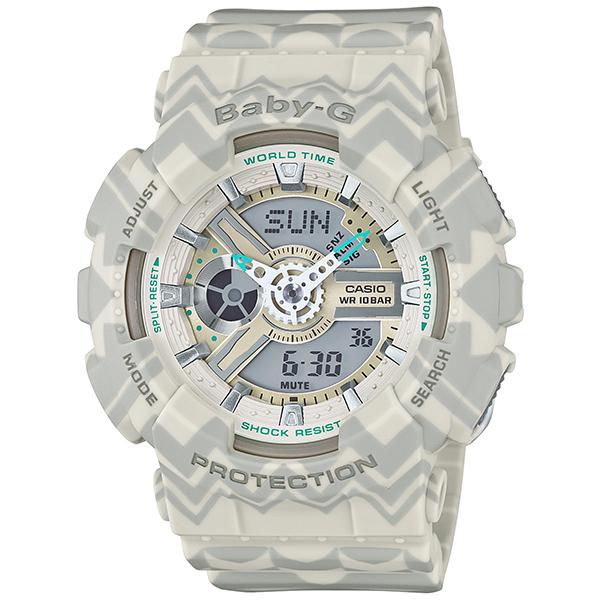 BABY-G ベビージー腕時計 トライバルデザイン BA-110TP-8AJF 国内正規品 レディース