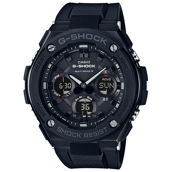 G-SHOCK ジーショック 腕時計 Gスチール GST-W100G-1BJF 国内正規品 メンズ