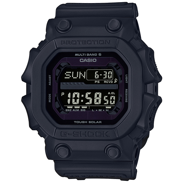 G-SHOCK ジーショック 腕時計 ソーラー電波 GXW-56BB-1JF 国内正規品 メンズ