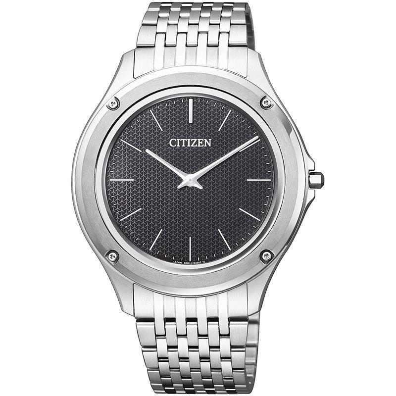 CITIZEN シチズン 腕時計 Eco-Drive One エコドライブワン メンズウォッチ AR5000-50E