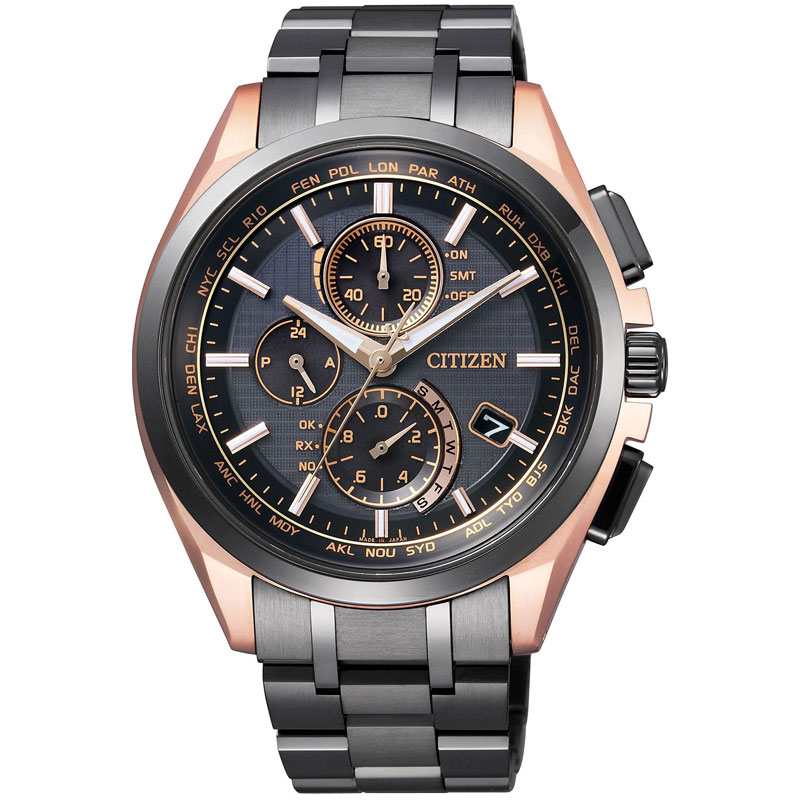 radio attesa eco store solar en atessa drive watches mens watch citizen direct flight global chronograph market asr item rakuten