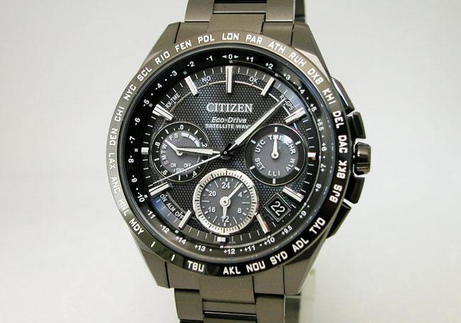 c5828da658b ... CC9017-59E mens F900 GPS satellites and satellite wave radio eco-drive  CITIZEN watches ...
