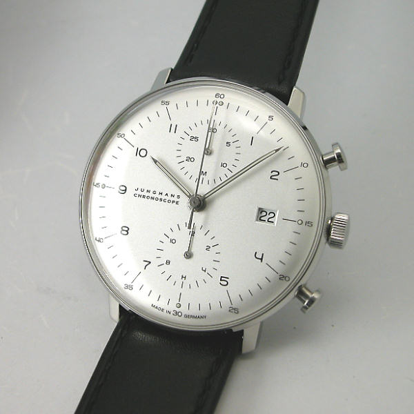 taiyodo watch jewelry rakuten global market max bill by junghans chronoscope automatic. Black Bedroom Furniture Sets. Home Design Ideas