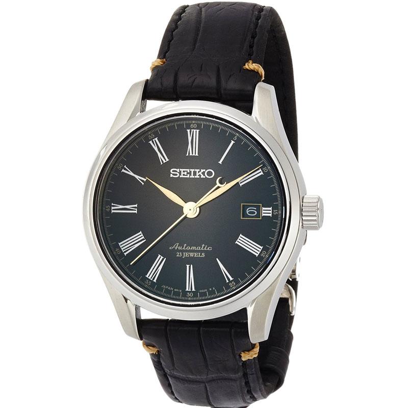 SEIKO セイコー 腕時計 プレサージュ 漆ダイヤル 自動巻 SARX029 メカニカル メンズウォッチ