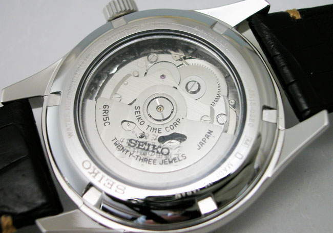 SEIKO Seiko watch presage lacquered dial automatic winding SARX029 mechanical mens watch