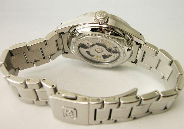 GRAND SEIKO 그랜드 세이 코 시계 100 주년 기념 한정판 ヒストリカルコレクション SBGR081 오토매틱 남성용