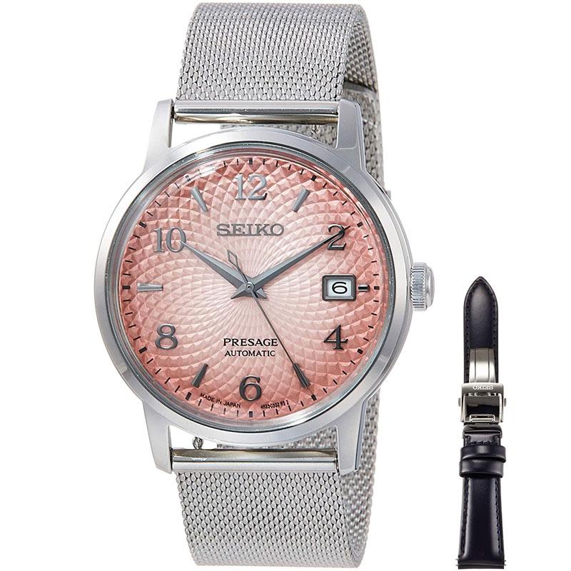 セイコー SEIKO メカニカル プレザージュ カクテルタイム 倉庫 ランキング総合1位 2020 限定 国内正規品 送料無料 メカニカルメンズウォッチ 腕時計 自動巻 SARY169