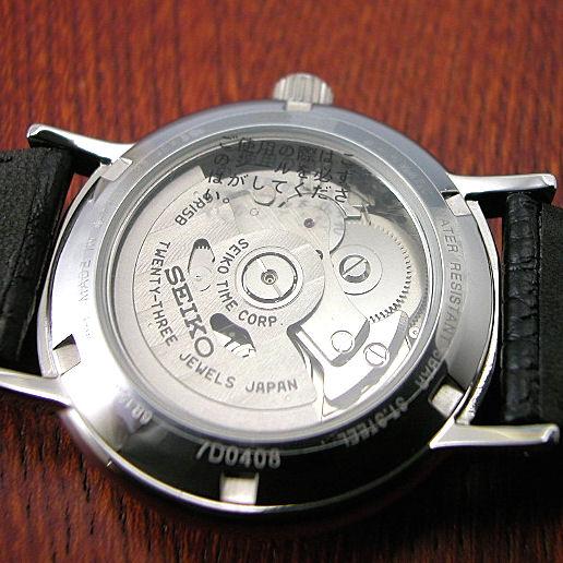SEIKO Seiko mechanical SARB031 automatic