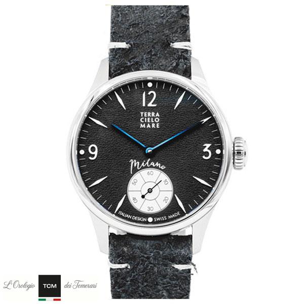 TERRA CIELO MARE テッラチエロマーレ MILANO CLASSIC ミラノ クラシック 腕 時計 手巻き TC7005STA3PA/40 国内正規品 メンズ