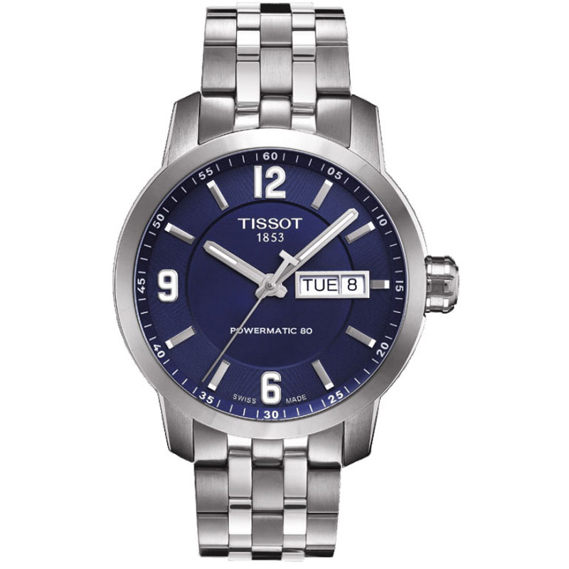 72203dbdf78 TISSOT Tissot watches PRC 200 Automatic Gent POWERMATIC 80 automatic  self-winding T0554301104700 men s regular products
